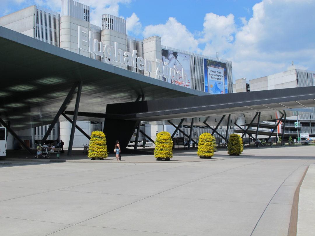 2012 - Aéroport de Zurich